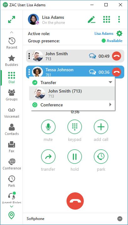 ZAC Screenshot